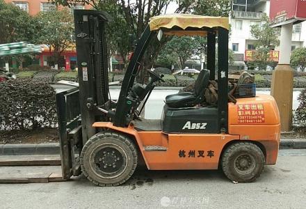 桂林灵川专业叉车出租
