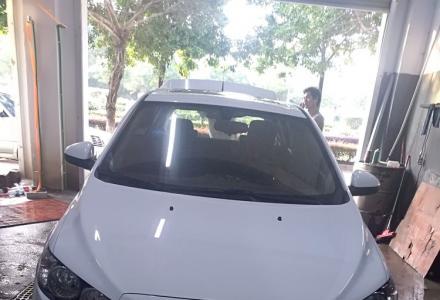 私家车雪佛兰爱唯欧两厢车带天窗4.89万出售