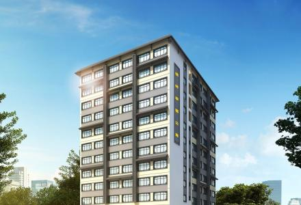 象山区三室两厅两卫117㎡仅39万-桂林幸福公寓