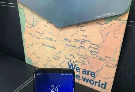 出三星Galaxy S9+谜夜黑