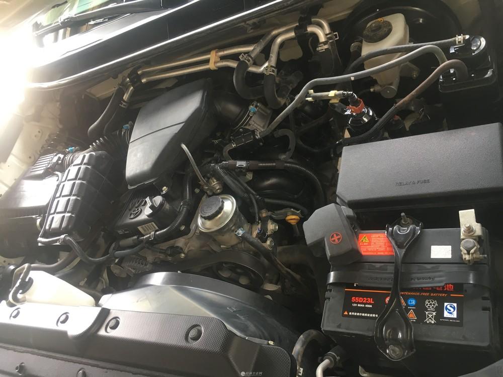 丰田普拉多2.7进口豪华版