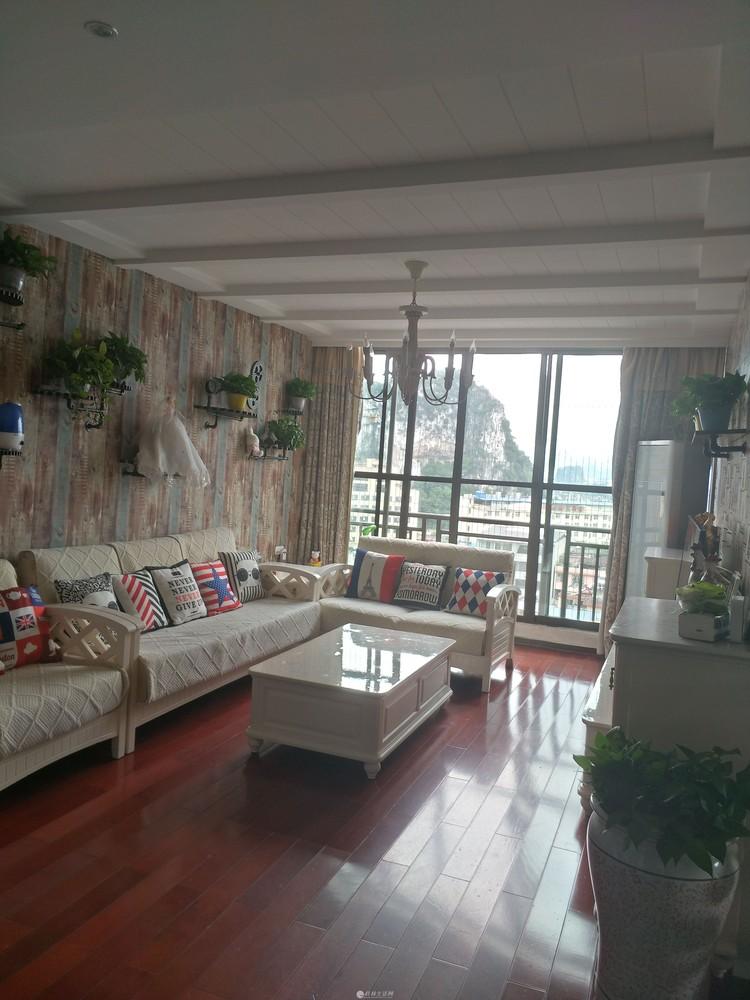 房主发布:绝佳风景高层复式楼,全屋实木精装修 (147万过户全包送全屋)