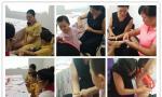 唐姐家政公司常年培训中医小儿推拿师、中医无痛催乳师、产康师、月嫂、育婴师家庭陪护