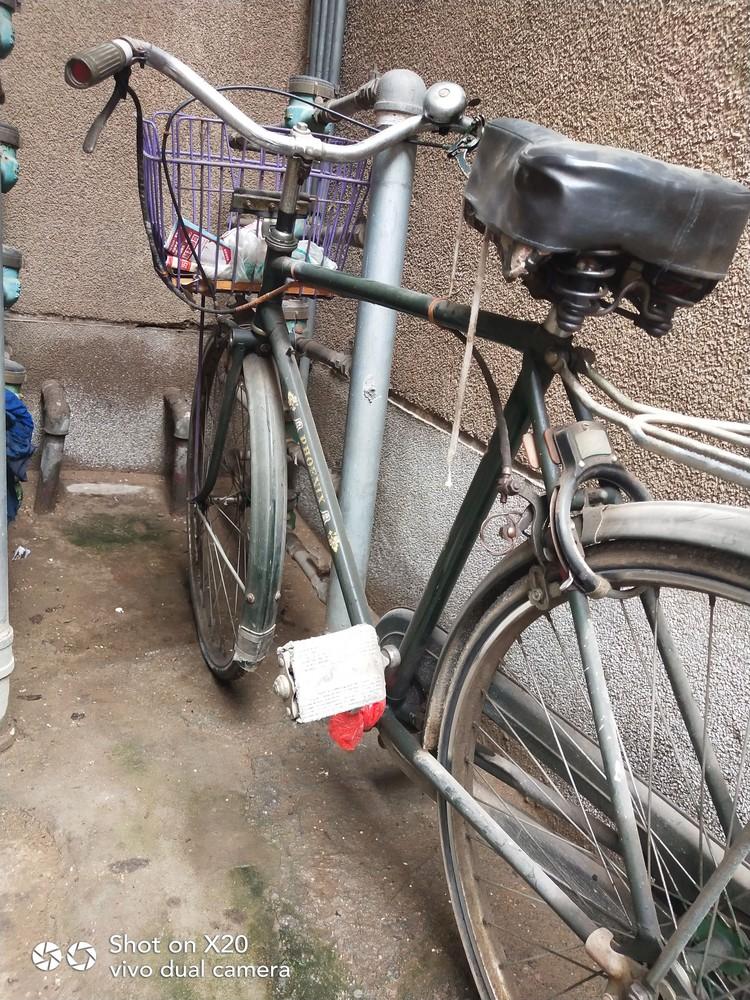出售一台24寸经典的老凤凰自行车