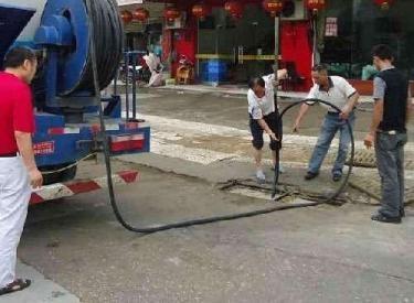 桂林全市专业管道疏通 抽粪 清掏粪池 下水道 高压清洗
