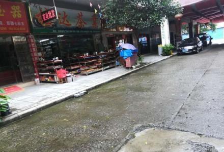 环城南路瓦窑批发城德天广场 一楼门面带租约 33平 才42万