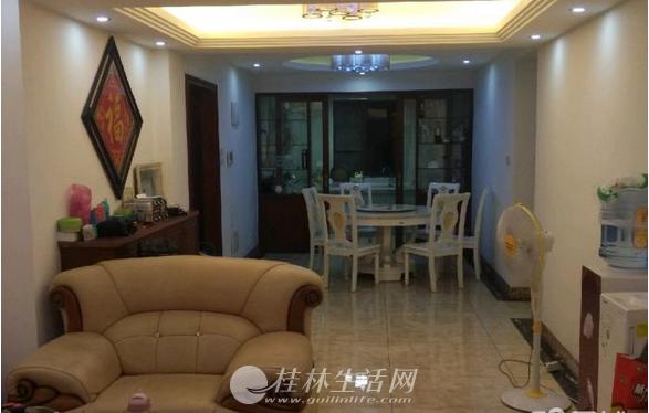 中海元居4房2厅2卫精装135万出售,车位另售
