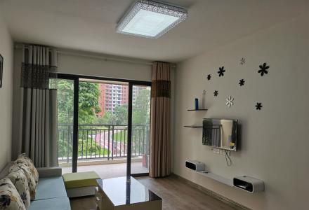 m华润中央公园(东安路),电梯楼,2搂,二房二厅一卫,出租
