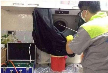 桂林爱家空调油烟机深度清洗
