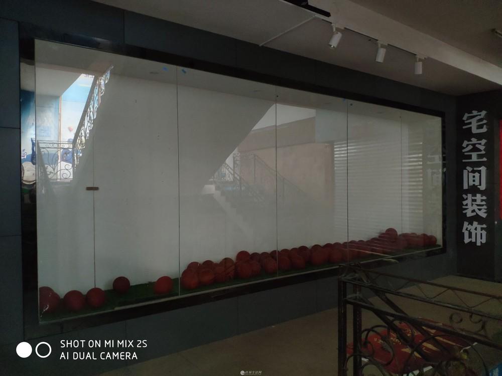 香江飯店對面蔚思大廈三樓門面出售