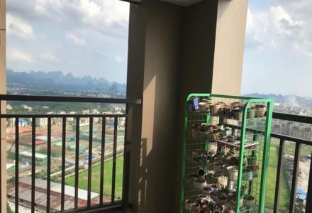 @八里街彰泰峰誉 电梯中层 99.9平精致3房 高赠送面积 仅售61.8万