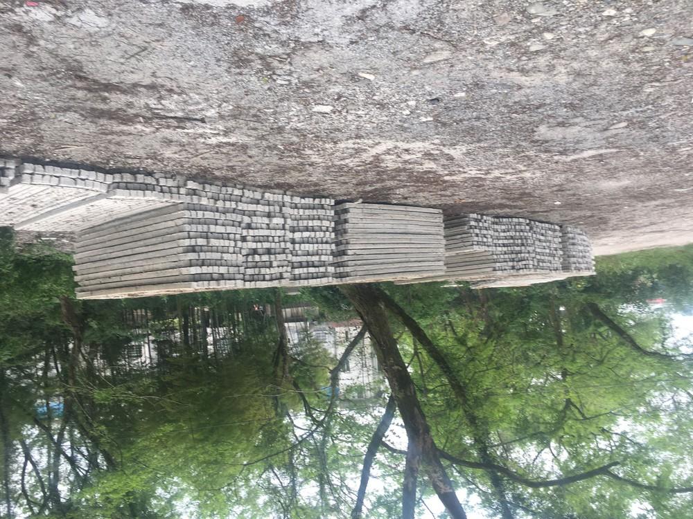 水泥立柱火龙果大棚架-水泥杆火龙果围栏架子