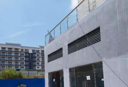 桂林电子科技大学花江校区 花江荟谷商业街电影院楼下商铺出租
