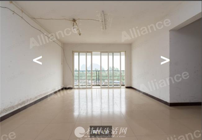 G安厦尚城风景 电梯大三房113平 仅卖72万 户型方正