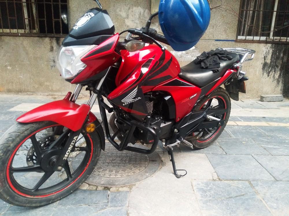 2012年本田幻影,150cc