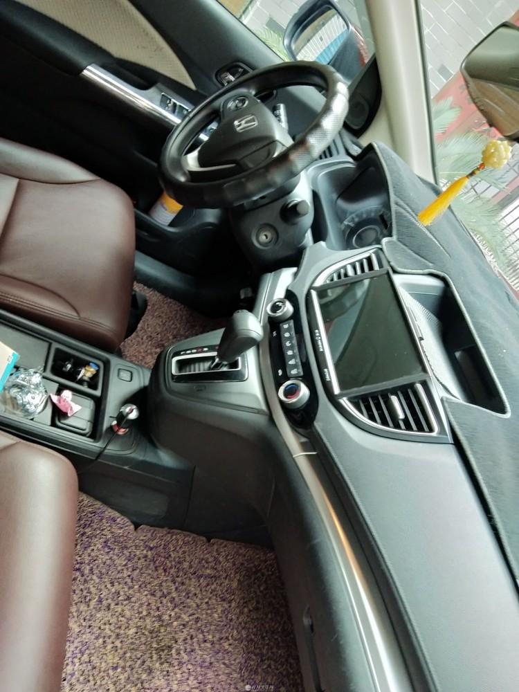 本田CRV出售,个人一手车
