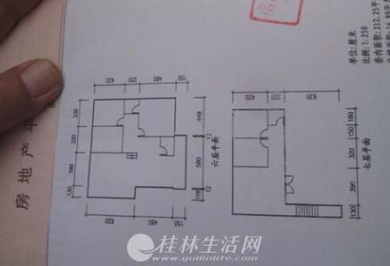 龙福小区 复式楼5房 带27平米的车库 70万