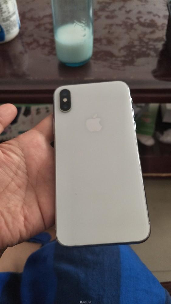 苹果X256G国行白色