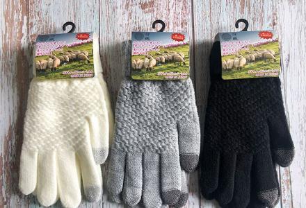 日本知名羊毛手套118元