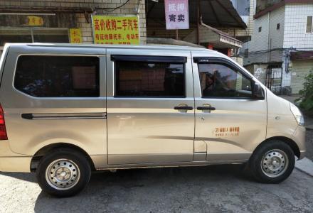 2016年4月五菱荣光S1.2桂林一手私家车