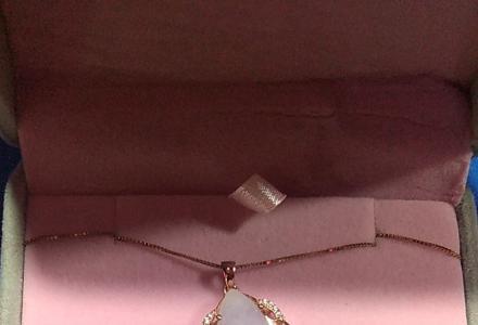 925银加翡翠套装~低于市场价出售