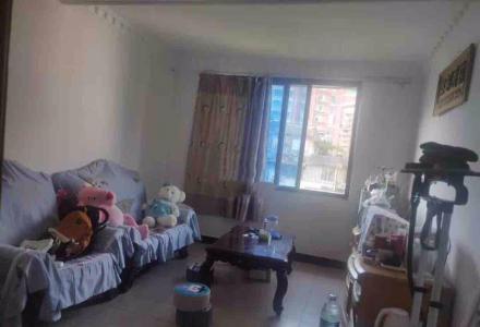 出租,鸾西一区,2房68平米7楼,1300元/月,家具齐全
