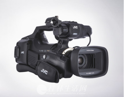 低价处理闲置JVC专业摄像机一台