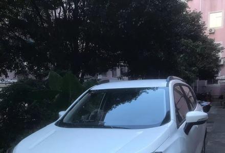 桂林自用代步一年的长安小款SUV出手
