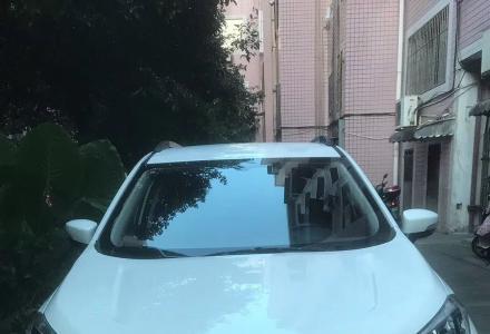 桂林自己代步99新长安小款SUV出手