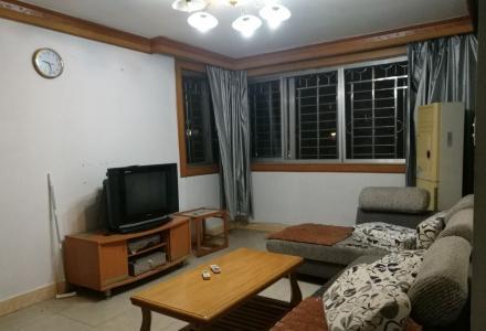 丰泽园两房两厅90平米,可拎包入住,有杂物间,可免费停车 非中介
