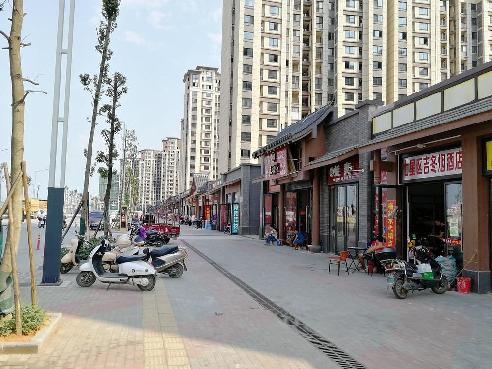 H万达广场对面,万达城 临街新商铺 市政规划主干道50平/75万