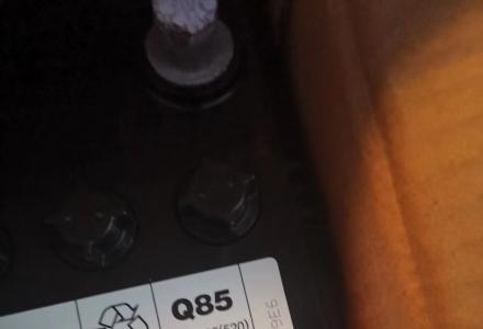 马自达阿特兹昂克赛拉cx4cx5原装电瓶电池 汤浅Q85启停电瓶