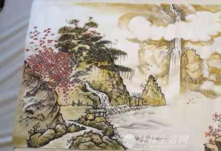 中国山水画专售 Chinese landscape painting for selling