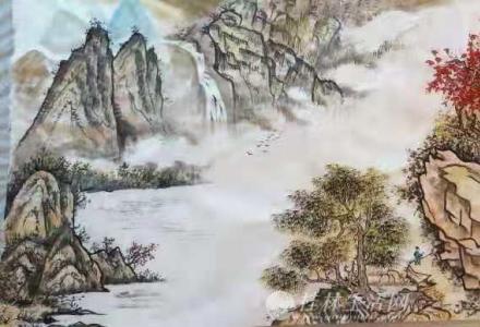 桂林中國山水畫職業培訓班招生