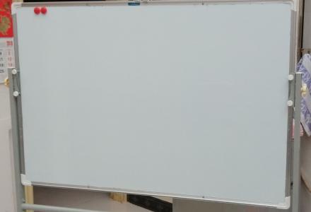 转让9成新加厚白板黑板