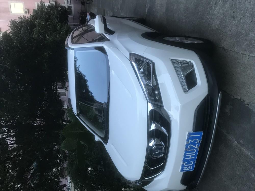 长安cs15 小型SUV