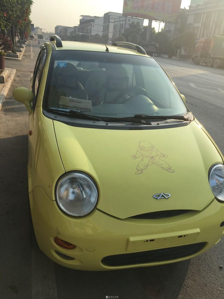 奇瑞QQ小排量无任何事故问题的车