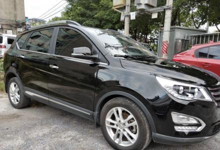 2016年8月宝骏560桂林本地一手私家车1.5T排量