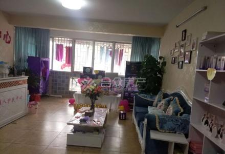 八里街清华苑小区3房两厅两卫,138.6平,简装,48万