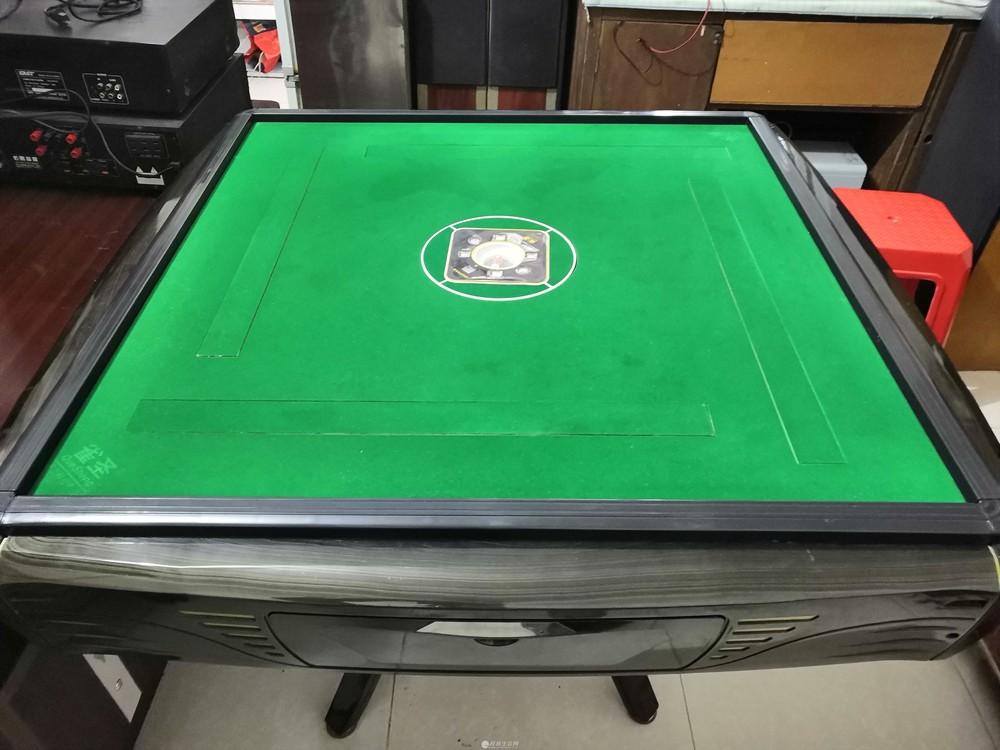 低价转让一台雀圣牌全自动麻将机