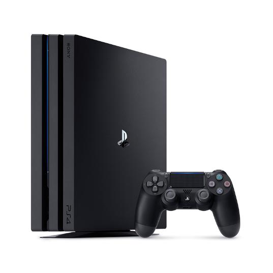 索尼(SONY)【PS4 Pro 国行游戏机PlayStation 4 Pro 1TB