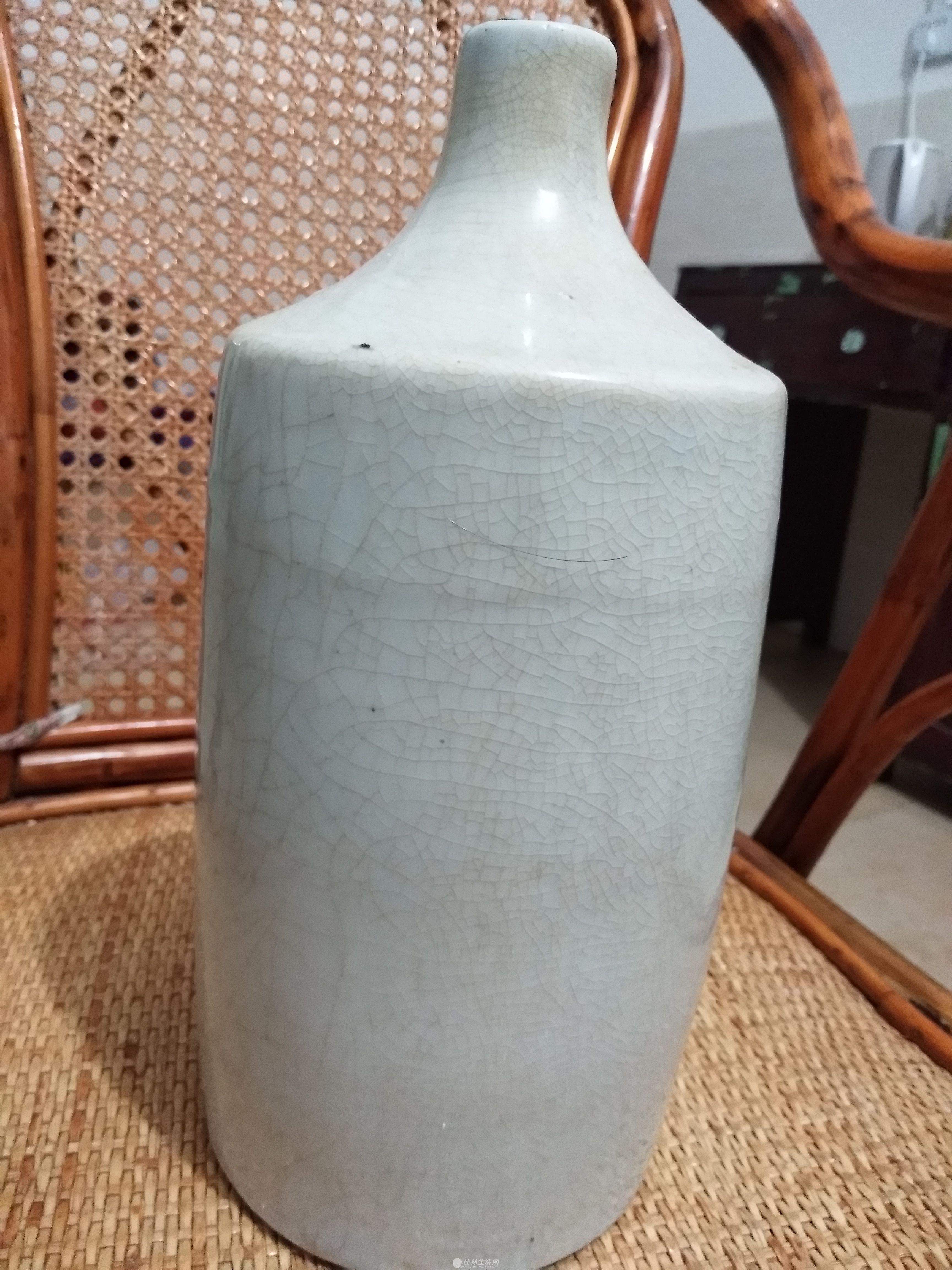 明代哥窑冰裂瓷器(诚意出售)