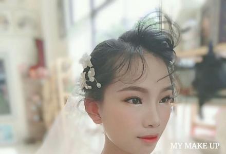 婚礼化妆师,婚礼全天跟妆师