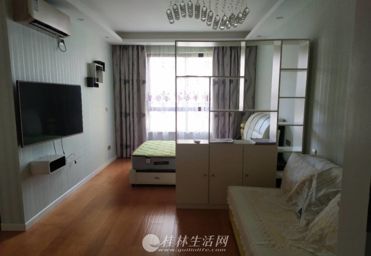 临桂新区,兴荣郡小区,一房一厅一卫,只要28万精装修