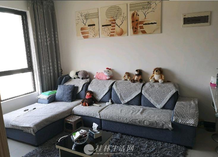 临桂区兴荣郡一房一厅,拎包入住,可以接受贷款