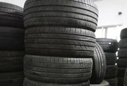 出售二手小车拆车轮胎(质保3个月)
