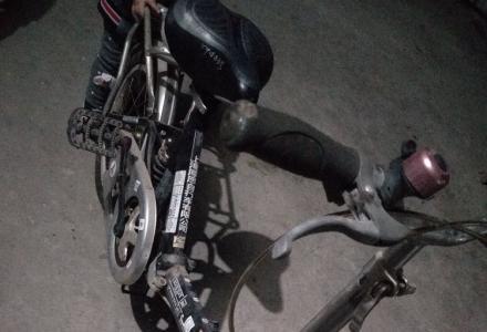 老式凤凰自行车,古董级别