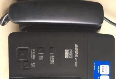 家里自用松下热敏传真机一台,原价799.闲置处理价50元
