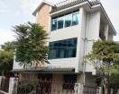 七星区东城小区独栋别墅,三层半,使用450平方,建面360平方,四面花园