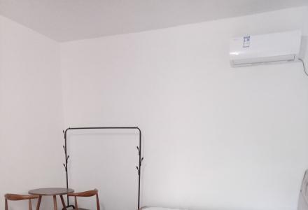 单间配套全新装修,领包入住公寓楼